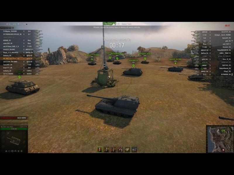 Начинается бета-тестирование world of tanks generals карточной стратегическ