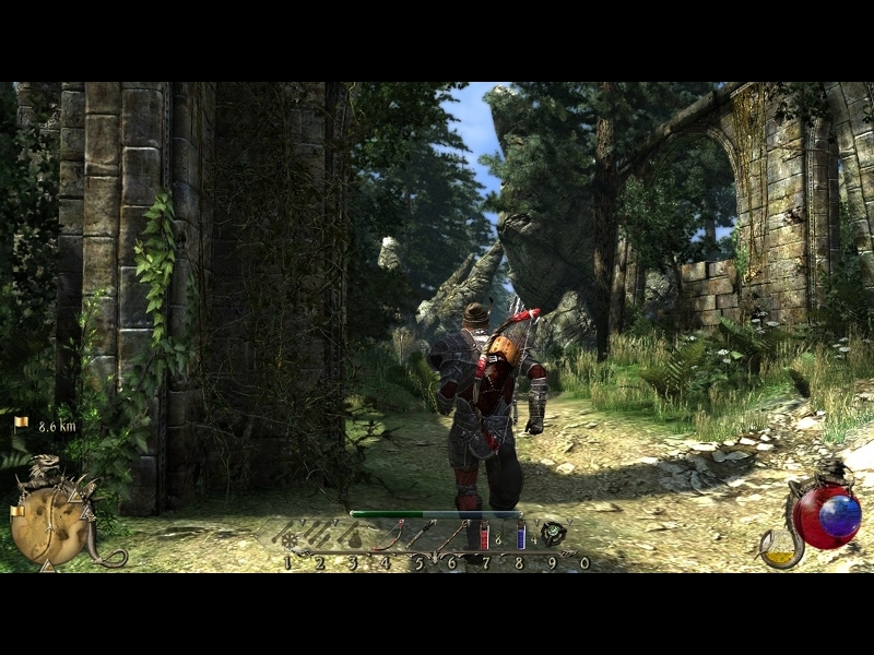 Shareflare.net. Скачать игру Two Worlds 2 (2010/ENG/RIP by JoeKkerr)