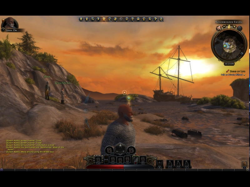 Neverwinter (Online) - Supported software - PlayOnLinux - Run your