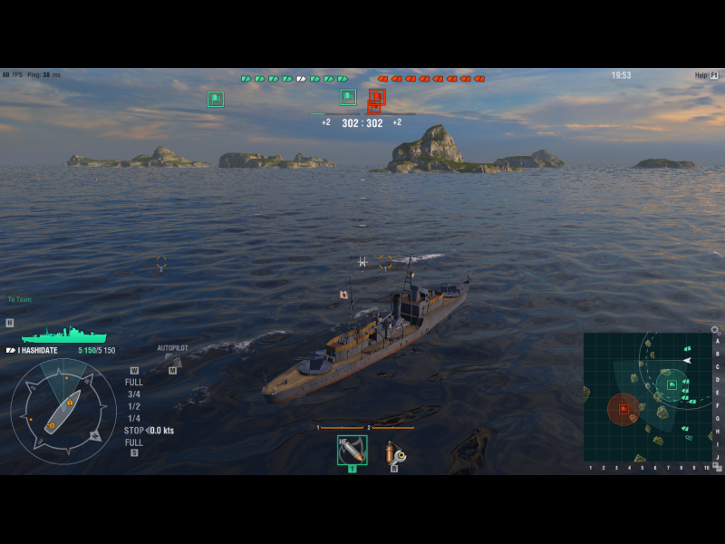 World Of Warships - Supported software - PlayOnLinux - Run
