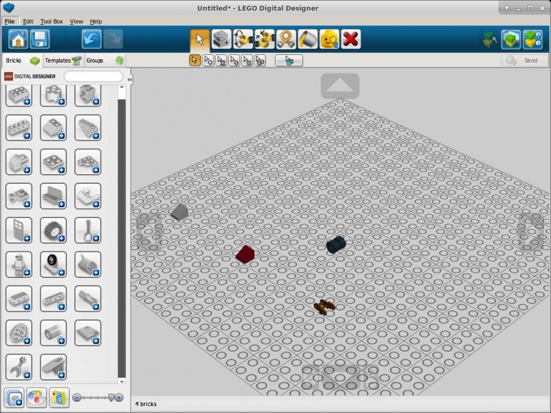 LEGO Digital Designer - Supported software - PlayOnLinux