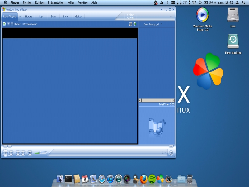 Windows Media Player 10 - Supported software - PlayOnLinux - Run