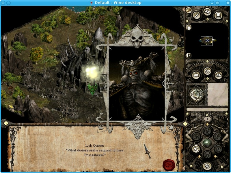 Good Old Games - Disciples 2 Gold - PlayOnLinux - Run your ...