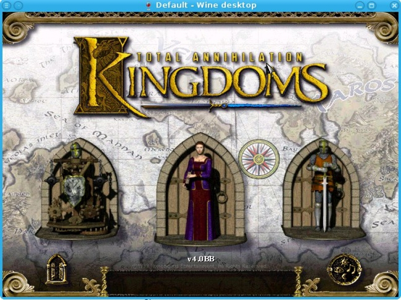 Total annihilation: kingdoms download (1999 strategy game).