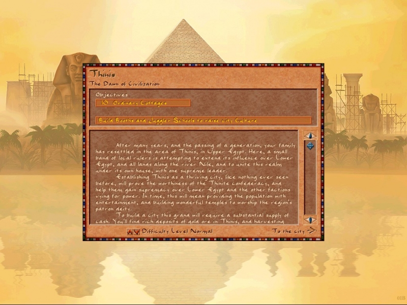 GOG com - Pharaoh and Cleopatra - Supported software