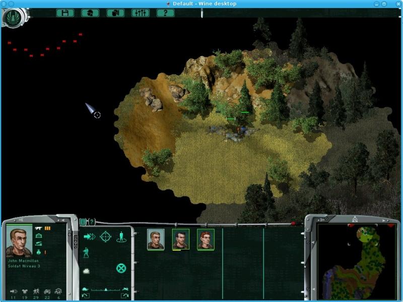 Old War Games 75
