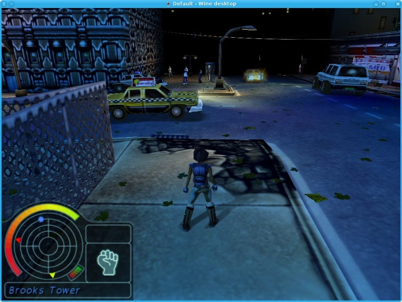 GOG com - Urban Chaos - Supported software - PlayOnLinux