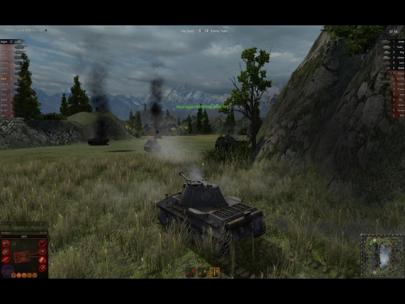 how to stop a window world of tanks