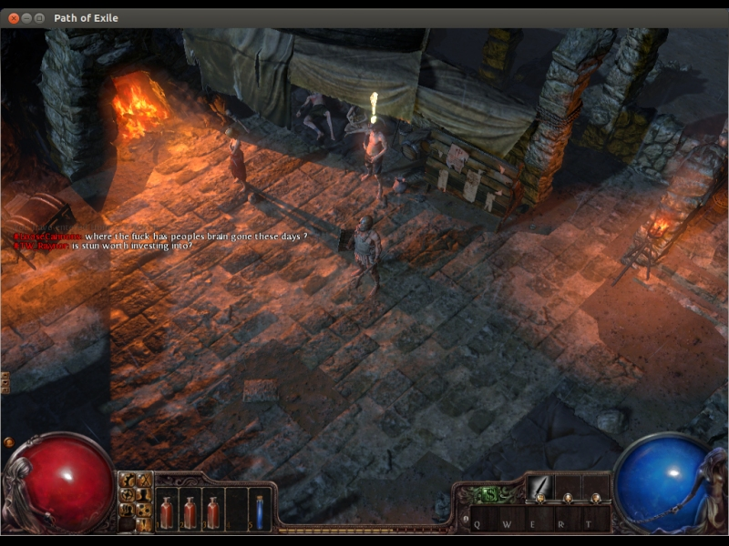 Path of Exile - Supported software - PlayOnLinux - Run your Windows