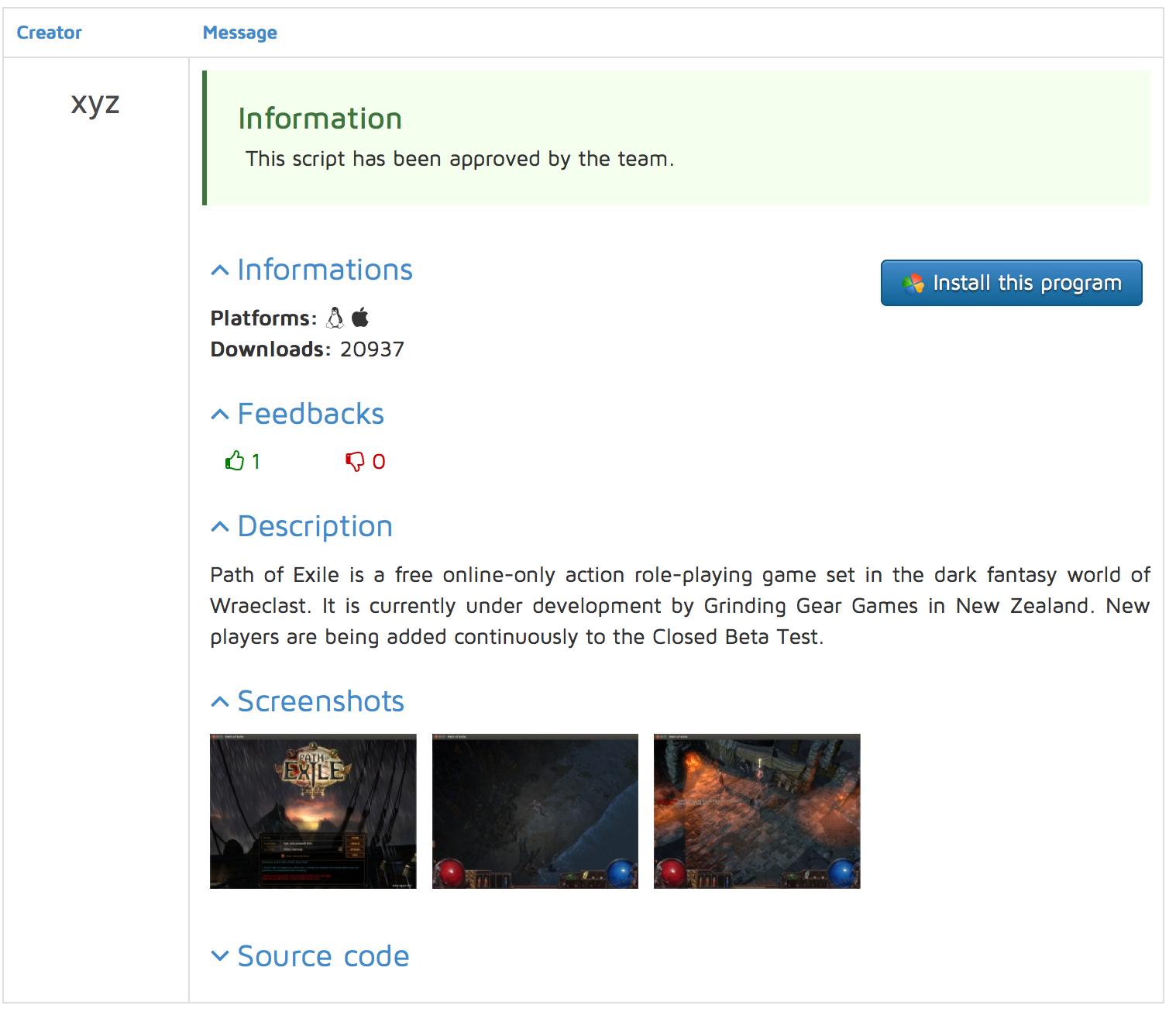 New interface! - PlayOnLinux - Draai eenvoudig je Windows